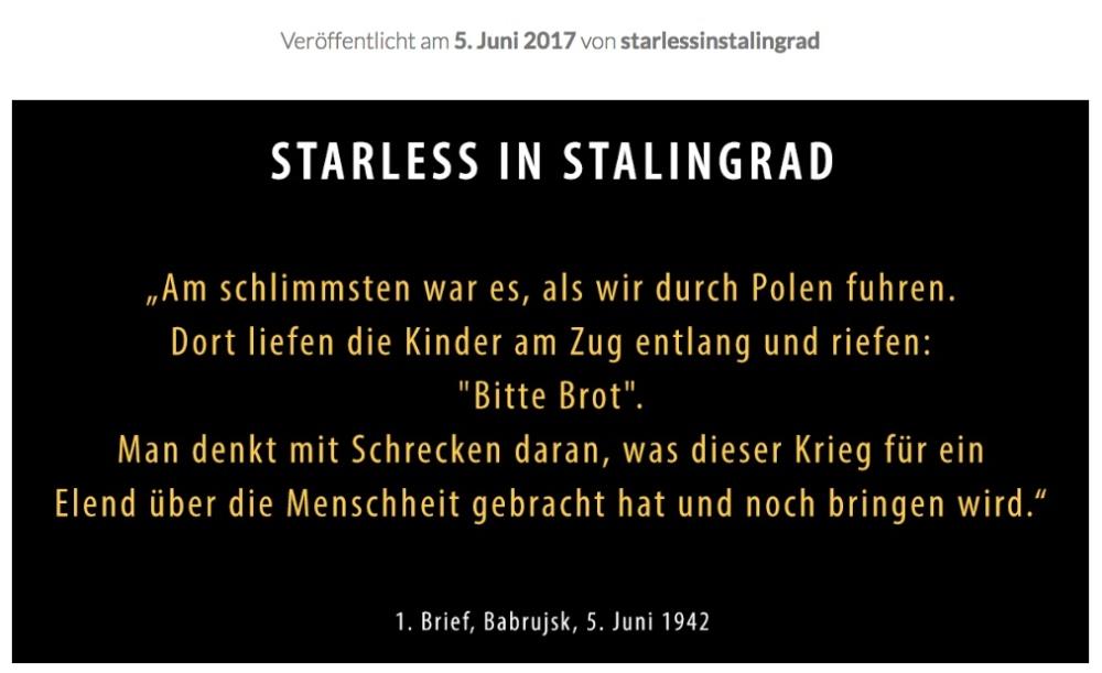 Starless-in-Stalingrad_Echtzeitreise-erster-brief_Dokumentarisches Labor